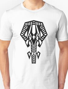 Sphinx White Unisex T-Shirt