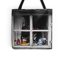 Squatters Toys Tote Bag