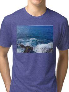 Rocky Beach Tri-blend T-Shirt