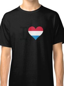 I love Holland Classic T-Shirt