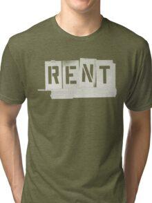 Rent Tri-blend T-Shirt