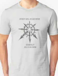 Warhammer 40k star of chaos Unisex T-Shirt