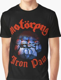 Motorpug Graphic T-Shirt