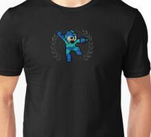 Mega Man - Sprite Badge Unisex T-Shirt
