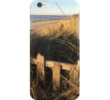 Autumn Dunes iPhone Case/Skin