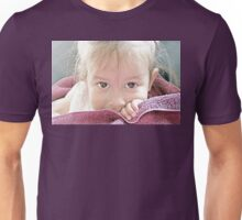 Peeking Eyes Unisex T-Shirt