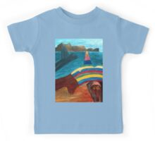 All Things In Nature Kids Tee