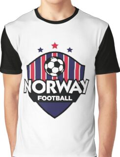 Football crest of Norway Graphic T-Shirt