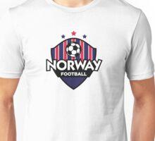 Football crest of Norway Unisex T-Shirt