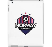 Football crest of Norway iPad Case/Skin