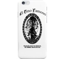 El Pino Famoso iPhone Case/Skin