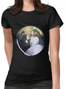 As the World Falls Down. Womens Fitted T-Shirt