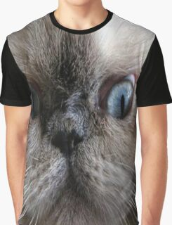 Cute hypnotizing cat stare Graphic T-Shirt