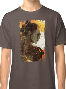 Rey in the sand Classic T-Shirt