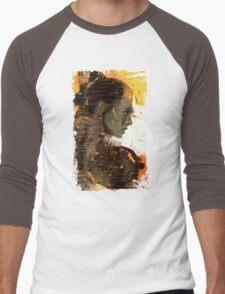 Rey in the sand Men's Baseball ¾ T-Shirt