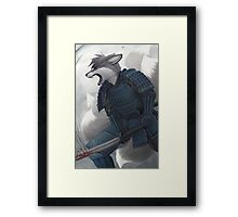 Cry of the Blade Framed Print