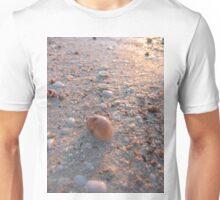 Macro Beach Reflections Unisex T-Shirt