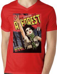 TFTS | Forest Mens V-Neck T-Shirt