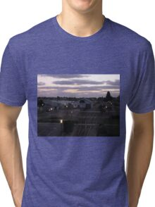 Goolwa Railway Station Tri-blend T-Shirt