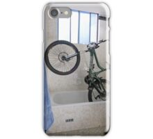 Bicycle Parking 3 iPhone Case/Skin