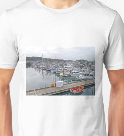 In the Kodiak Marina Unisex T-Shirt