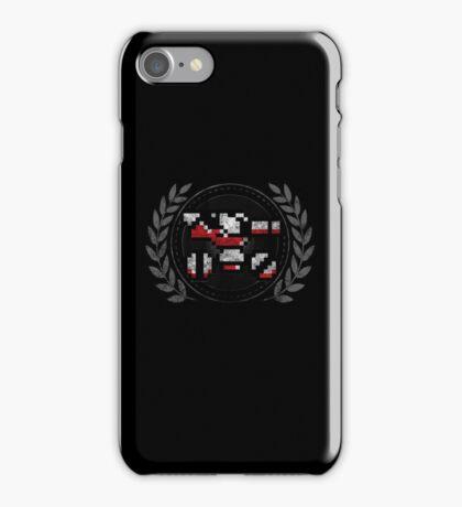 Blaster Master - Sprite Badge iPhone Case/Skin