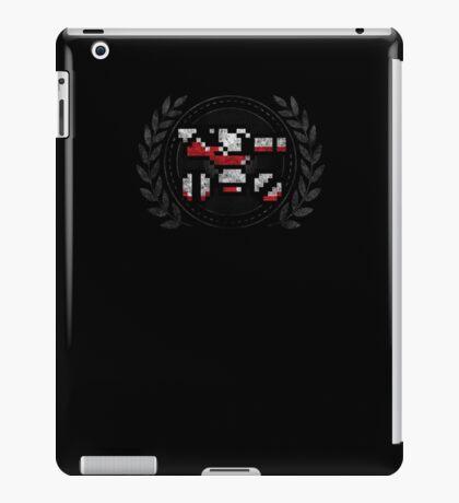 Blaster Master - Sprite Badge iPad Case/Skin