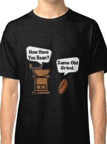Coffee Bean Grinder Classic T-Shirt