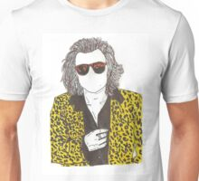 Harry Styles - Leopard Spotted Coat Unisex T-Shirt
