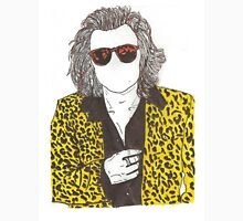 Harry Styles - Leopard Spotted Coat T-Shirt