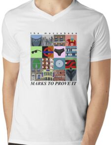 The Maccabees - Marks To Prove It Mens V-Neck T-Shirt