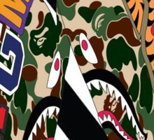 Off-Bape Sticker