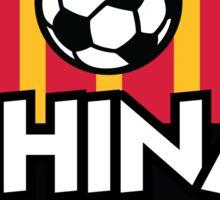 Football emblem of China Sticker
