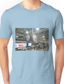 London Waterloo Station Clock Unisex T-Shirt