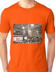 London Waterloo Station Clock Unisex T-Shirt