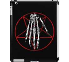 Henry Lee Lucas/Ottis Toole - The Hand Of Death iPad Case/Skin