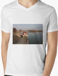 Morning Serenity Mens V-Neck T-Shirt