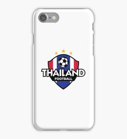Football emblem of Thailand iPhone Case/Skin