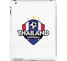 Football emblem of Thailand iPad Case/Skin