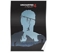 Uncharted 4 Poster