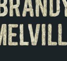 Brandy melville Sticker