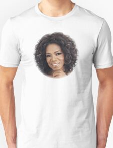 Oprah Headshot T-Shirt