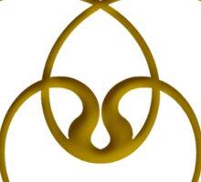 The Libra Zodiac Sign Sticker