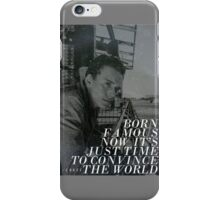 Born Famous Phone Case iPhone Case/Skin
