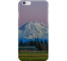 Rainer Sunset iPhone Case/Skin