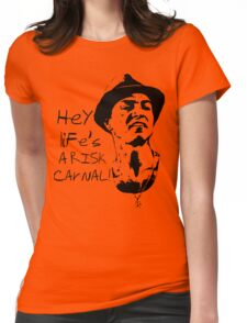 Paco Aguilar Womens Fitted T-Shirt