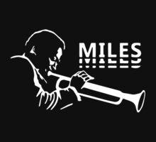 Miles Davis Kids Tee