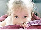 Peeking Eyes by Susan Werby