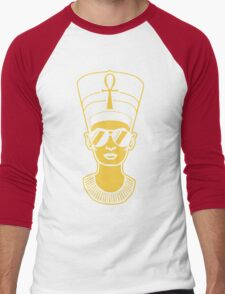 Nefertiti Men's Baseball ¾ T-Shirt