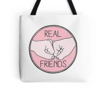Real Friends Tote Bag